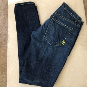 Women's Rich & Skinny Studly VTG Straight jeans